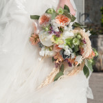 Lush Florals, Niagara wedding florist, vineland estates wedding