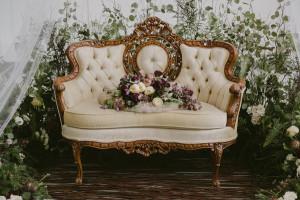 Smitten Magazine feature, Lush Florals, Niagara wedding florist