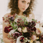 Smitten Magazine feature, Lush Florals, Niagara wedding florist
