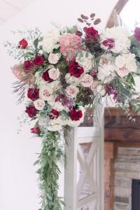 Niagara wedding florist, Niagara wedding, winery wedding